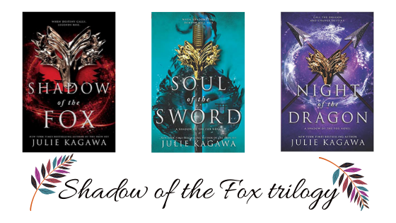 Shadow of the Fox triology